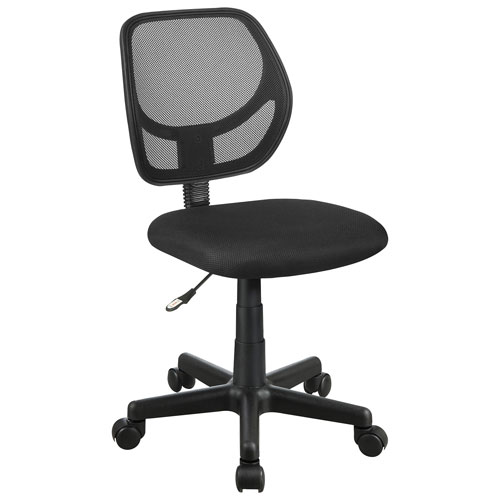 newest 13bc2 3e389 Eurotech Ergohuman Ergonomic High-Back Mesh Executive Chair - Black