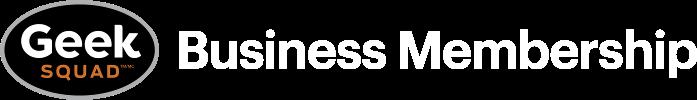 Geek Squad Business Membership