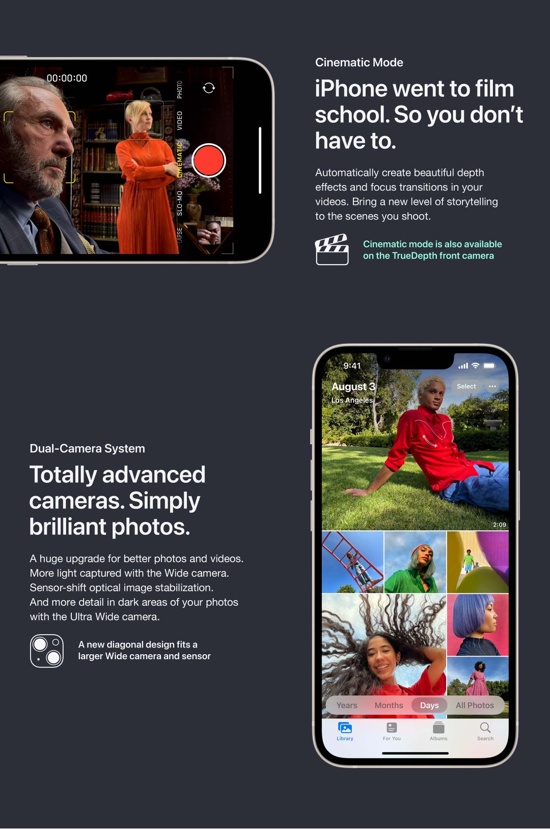 Automatically create beautiful depth effects and focus transitions in your videos.