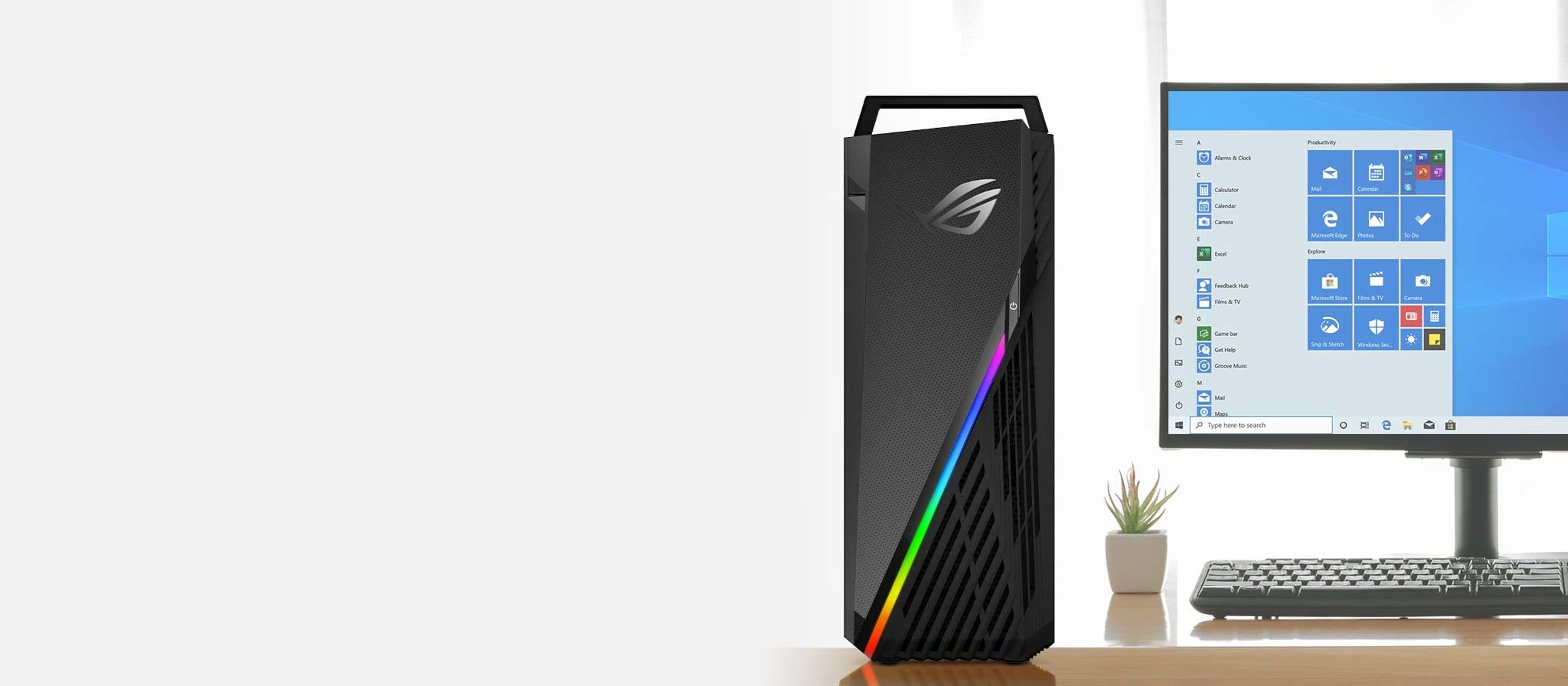 Desktop Computers Pcs Best Buy Canada