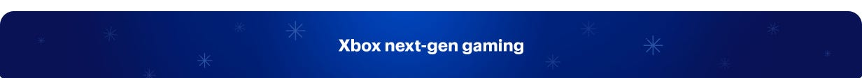 Xbox next gen gaming