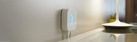 A Philips Hue bridge is required to get the most out of this smart lighting product