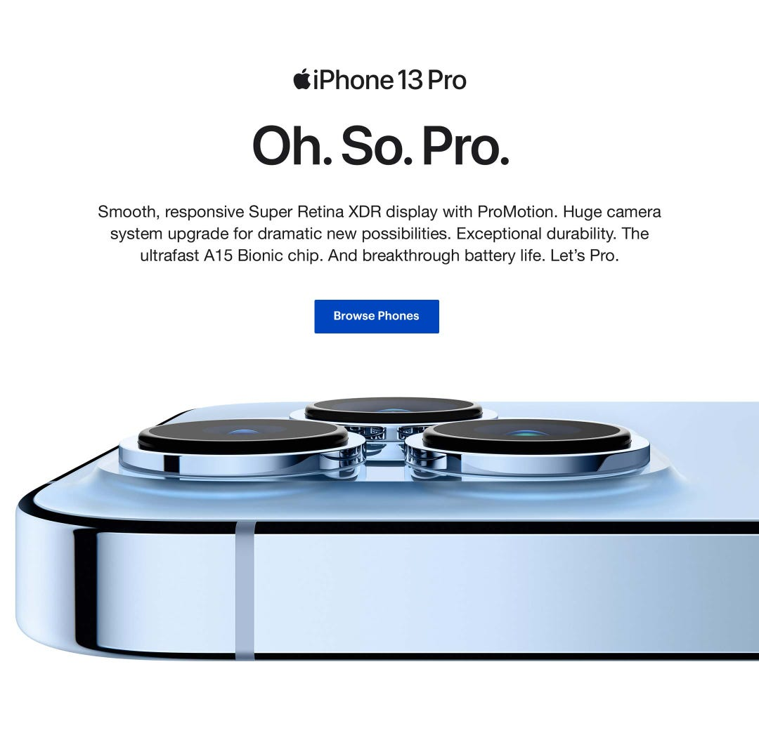 Oh. So. Pro. Smooth, responsiveSuper Retina XDR display with ProMotion.