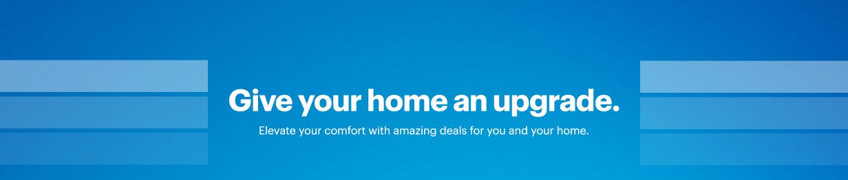 Give your home an upgrade.