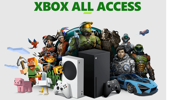 Xbox All Access
