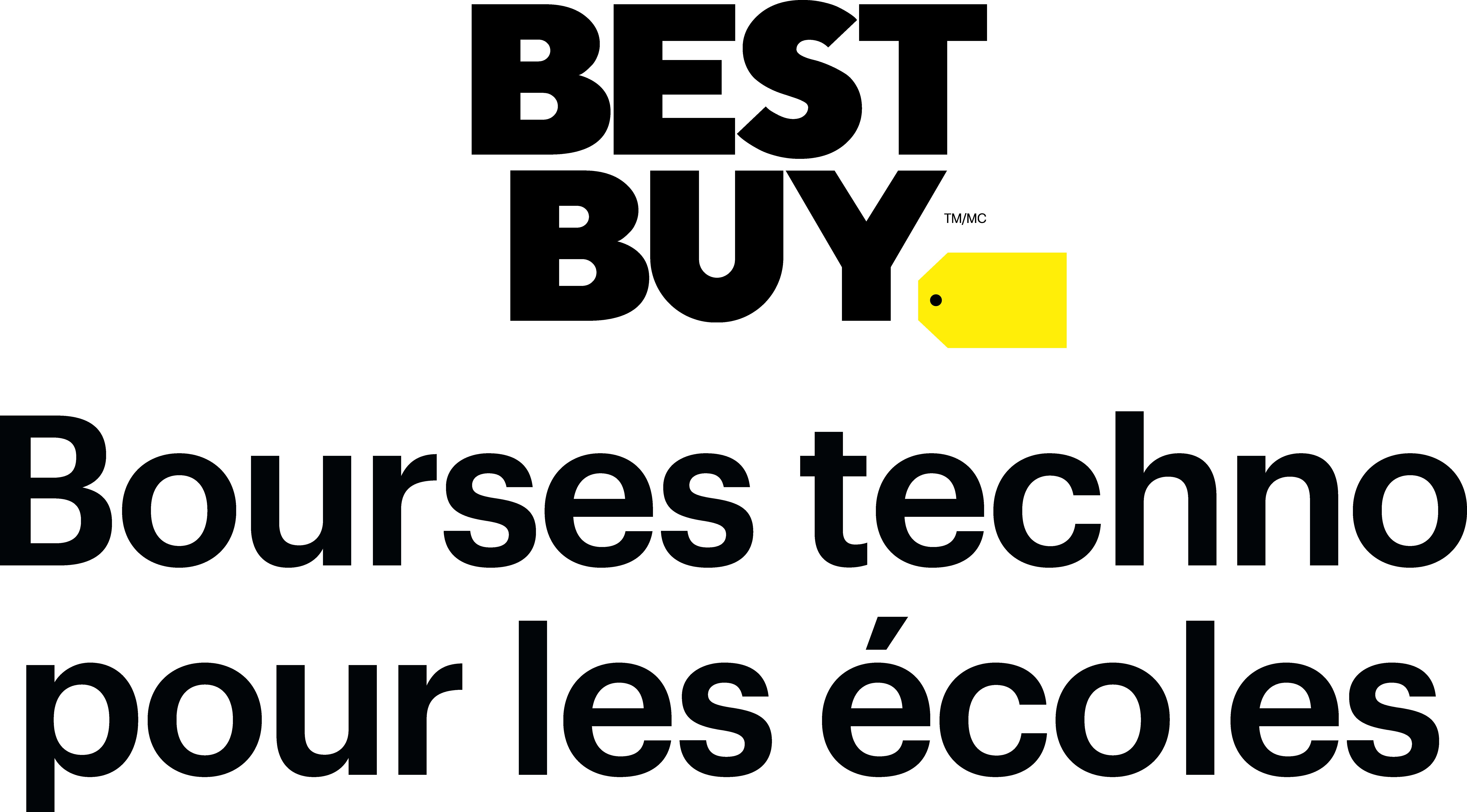Les bourses Techno Best Buy pour les écoles