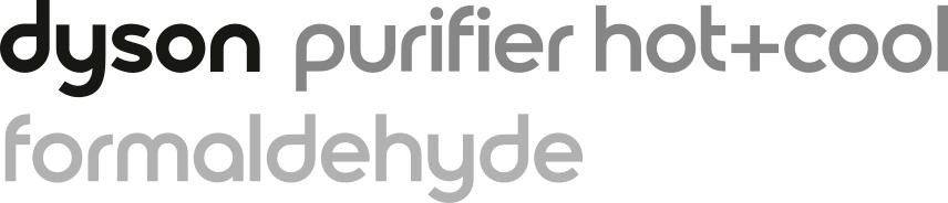 Dyson Purifier Hot+Cool Formaldehyde