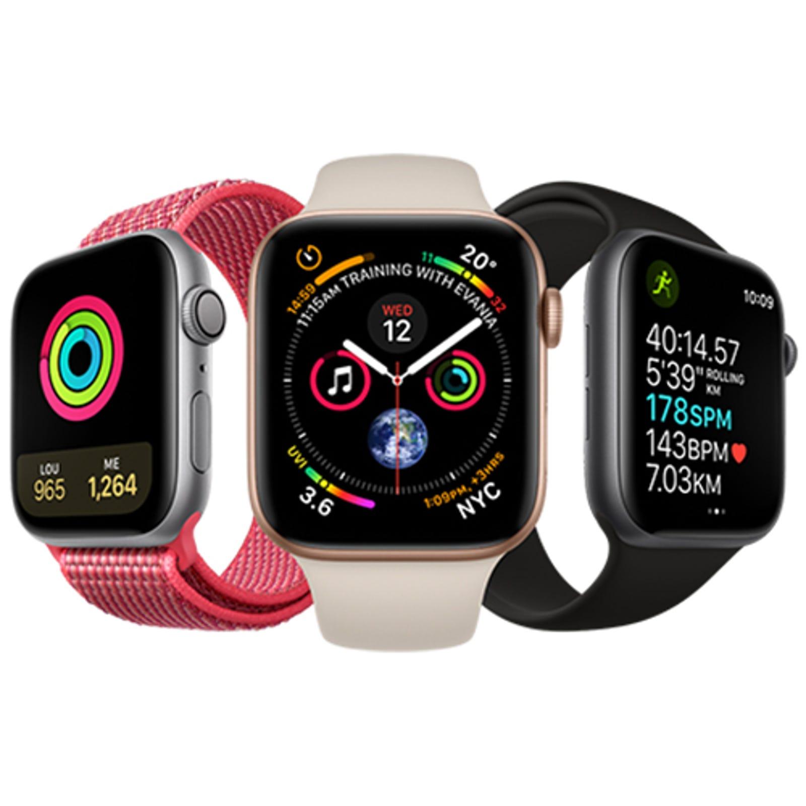wholesale dealer e8955 2b746 Apple Watch: Series 4, 3 & 2   Best Buy Canada