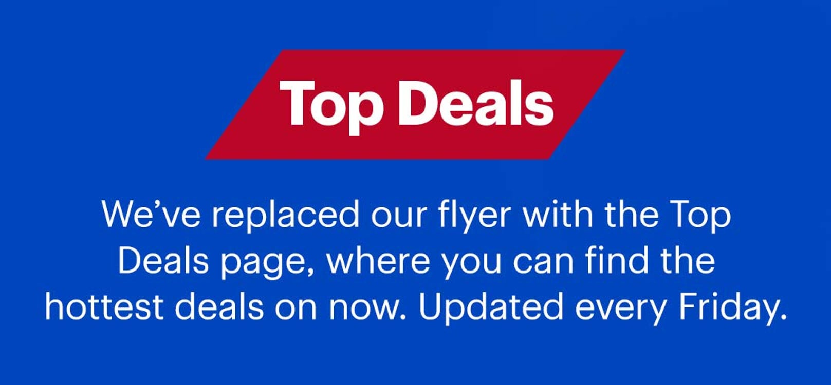 Top Deals Weekly Flyer Best Buy Canada