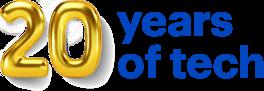 20 years of tech