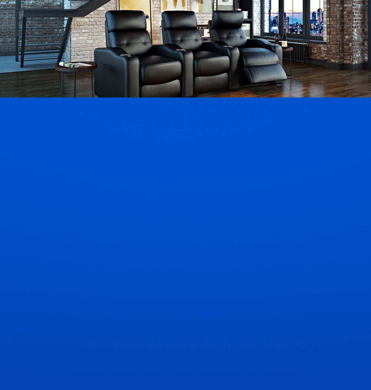 Home Theatre Seating Recliner Chairs Love Seats Best Buy Canada